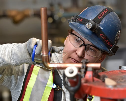 UA Piping Industry College of British Columbia